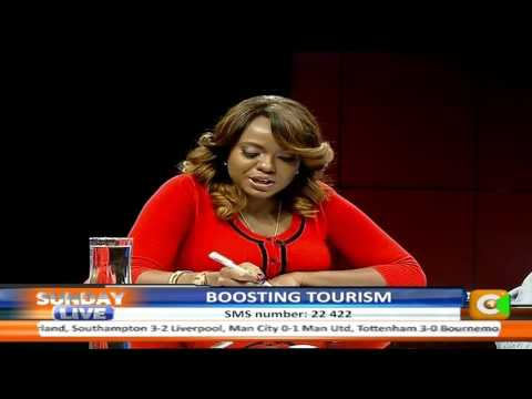 Sunday Live Interview with Najib Balala CS for Tourism