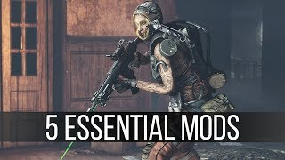 5 Mods I Use Every Single Day for Fallout 4