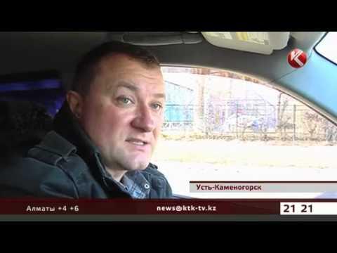 В Усть-Каменогорске появился мост, где разбиваются машины