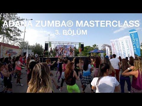 Adana Zumba® MasterClass 3. Bölüm | Sahne Günü