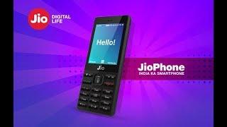 Jio Phone Full Review || INDIA KA SMARTPHONE