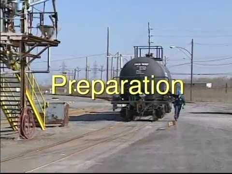 04 Tank Car Unloading mp4