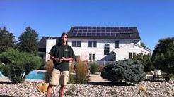 Solar Install West Windsor NJ  Why NJ Renewable Energy? Enphase D380 PV Photo voltaic
