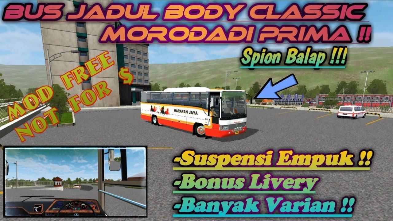86+ Mod Bussid Mobil Jadul Gratis Terbaik