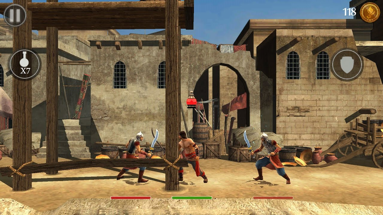 prince of persia shadow and flame apk revdl