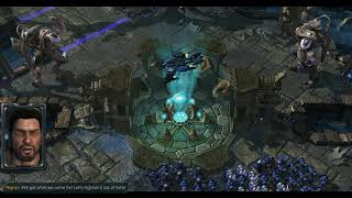StarCraft II: Wings of Liberty Campaign Mission 6 - Smash and Grab