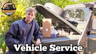 Vehicle Service - 4WD Outback Travel Trip Preparation 3/3