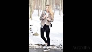 видео Как и с чем носить слипоны - много фото
