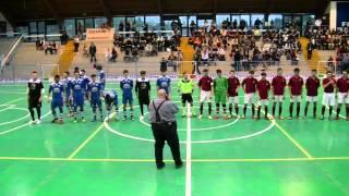 Calcio a 5, Finale Juniores: Carlisport Cogianco - Roma