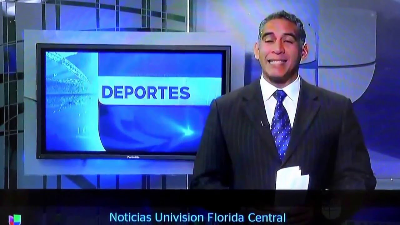 Univision Orlando Tampa Noticias 11 P M Youtube