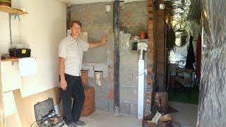 Баня в доме: делаем безопасно. Своими руками //FORUMHOUSE