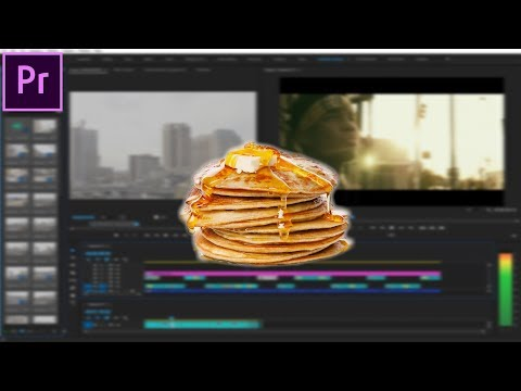 Making Pancakes In Adobe Premiere Pro (This Will Make You Edit Faster)