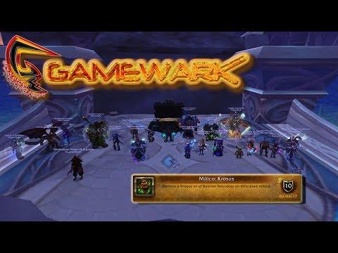 WoW - GameWark / NH Krosus MM - Warrior Fury PoV