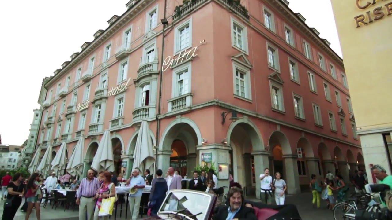 100 anni stadt hotel citt bolzano bozen youtube for Bozen boutique hotel