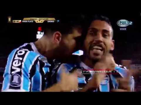 River Plate vs Gremio (0-1) Copa Libertadores 2018 - Semi Final IDA  - Resumen FULL HD