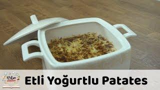 Etli Yoğurtlu Patates Tarifi