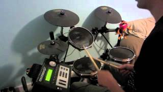 Paralyzer Drum Cover