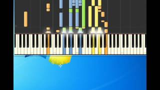 Real Thing   You To Me Are Everything [Piano tutorial by Synthesia]