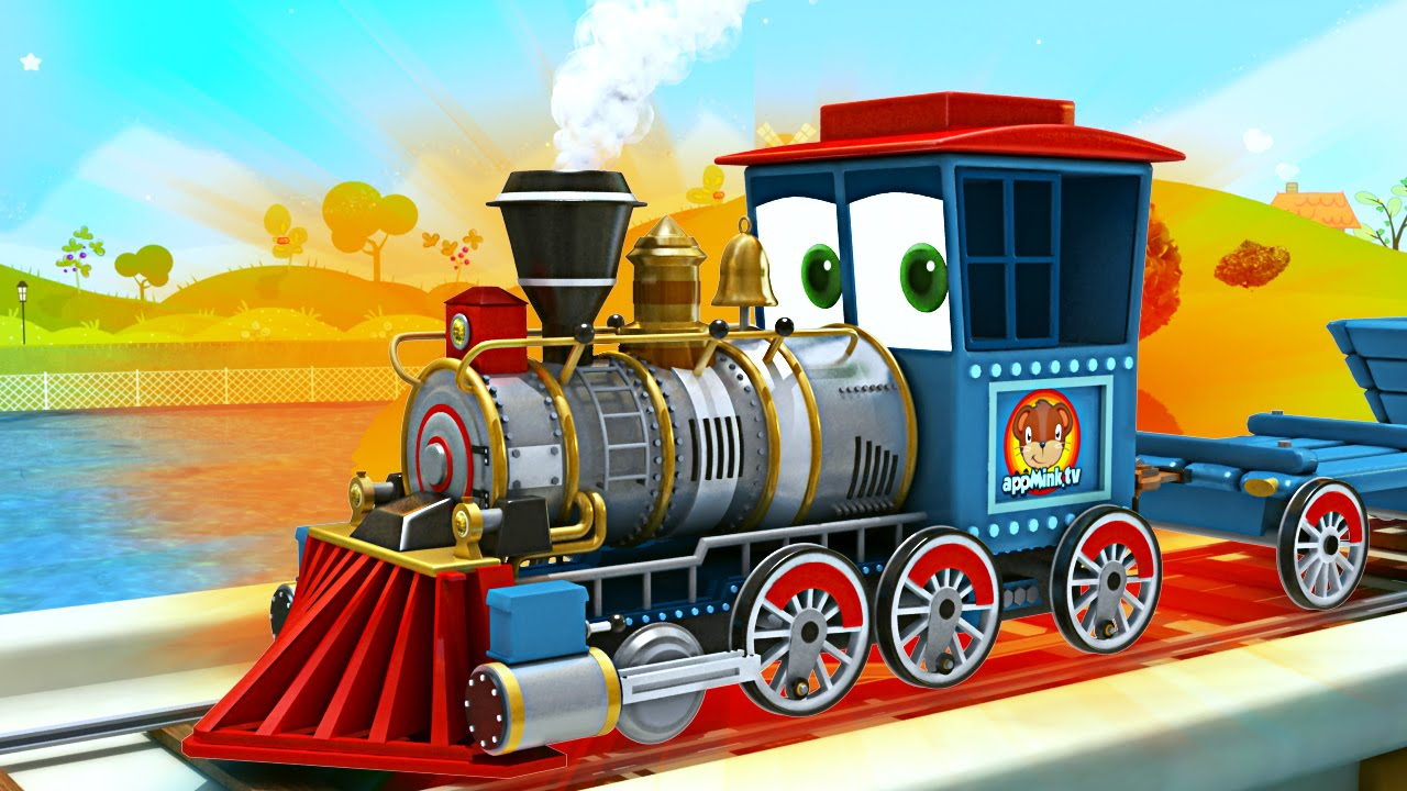 Police Car Chase Wallpaper Appmink Build A Steam Train Steam Locomotive Toy Movies