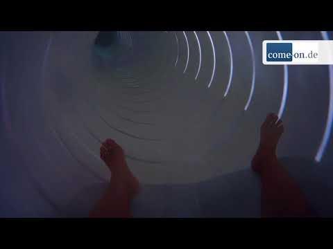 Neuheit im AquaMagis: Erste Windrutsche der Welt in Plettenberg