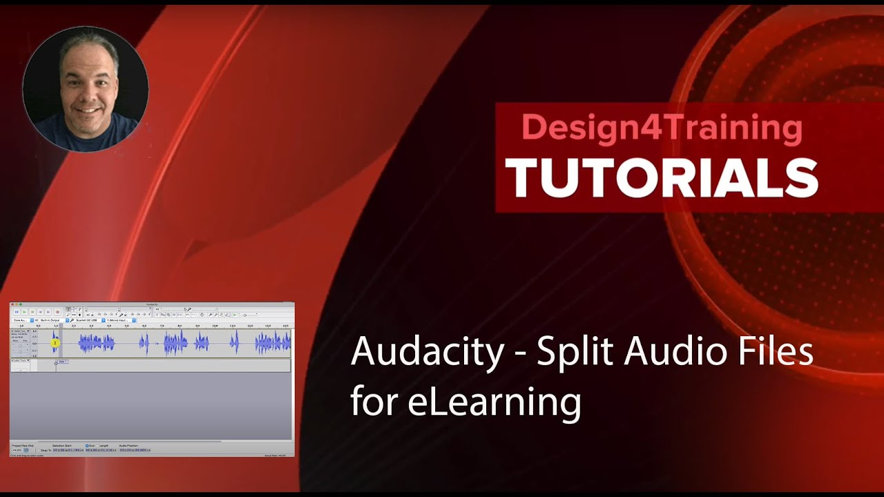 how to select multiple tracks in audacity