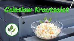 Coleslaw - der Krautsalat aus Amerika, lecker zum Grillen