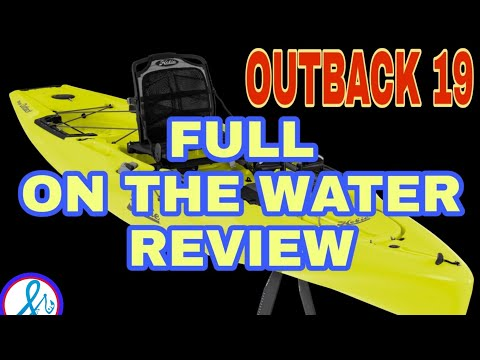 hobie-outback-2019-real-review-the-best-fishing-kayak-ever!?
