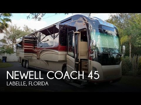 Unavailable Used 2006 Newell Coach 45 In Labelle Florida