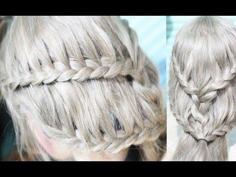 Lace Braid Tutorial Series 2 Daenerys Khaleesi Inspired