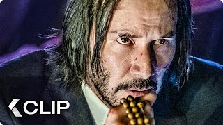 JOHN WICK 3 Management Szene & Trailer German Deutsch (2019) Exklusiv