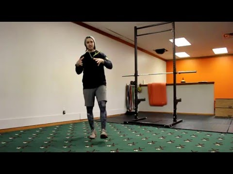 How To Run Faster : Resisted Speed Training For Athletes (No Fancy Equipment)