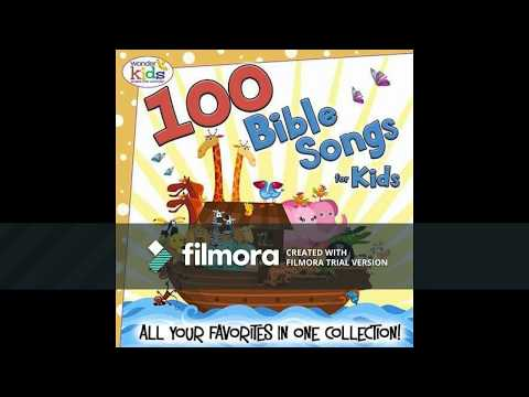The Wonder Kids - 100 Bible Songs For Kids! (Part 1)