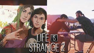 David Talks About Chloe amp Max Arcadia Bay - Life is Strange 2 EPISODE 5 LifeisStrange2Episode5