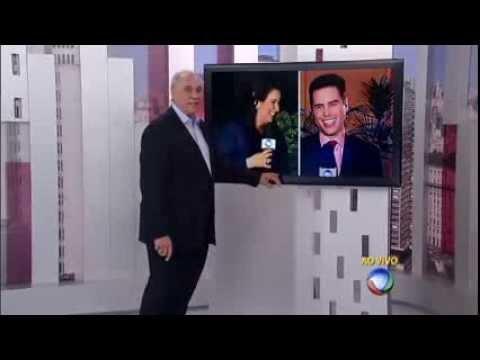 Marcelo Rezende Deixa Repórteres Fabíola E Luiz Bacci Em Saia Justa