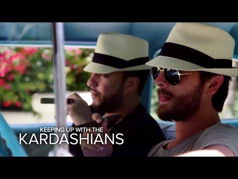 KUWTK | Scott Disick & French Montana Live the Cuban Dream | E!