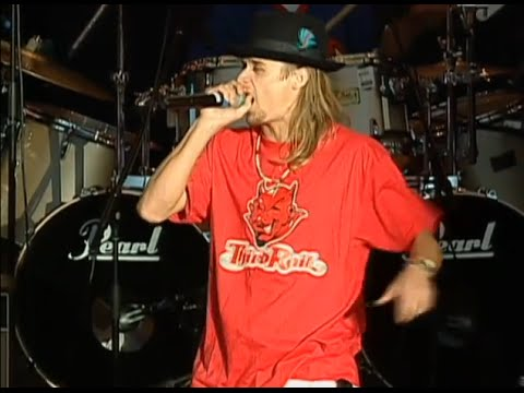 Kid Rock - Full Concert - 06/18/99 - Shoreline Amphitheatre (OFFICIAL)