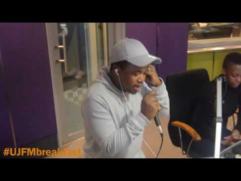 Maraza Gwan UJFM Breakfast Stripped Down Version