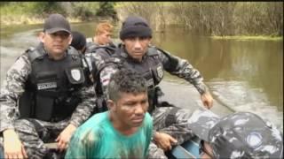 Série JR: rio Solimões é palco de disputas entre traficantes e piratas por cocaína