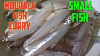 Bengali recipe Mourala Fish Curry/Morola Macher Jhal/Small Fish Curry,OIL FREE recipes