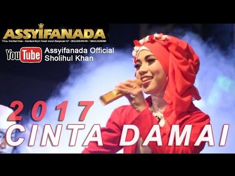 Cinta Damai - Assyifanada Album Populer Bangkalan Madura Musik Islami Religi