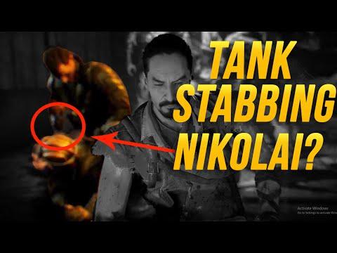 TANK STABS NIKOLAI! | Takeo's Offical Memory Trailer Breakdown | Black Ops 3 Zombies Storyline