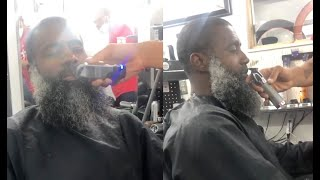 Loon Gets First Haircut After Being Released Dont Know How To Work New Social Media