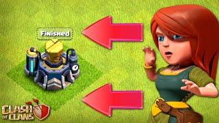 THE LAST LAB UPGRADE (again)! TH12 Farm to Max | Clash of Clans