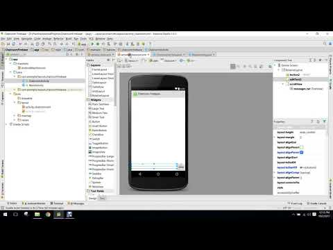 Chatroom App using Firebase in Android Studio Part 5 (DIsplay Chat Messages)