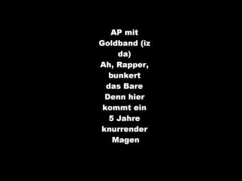 XATAR - IZ DA (lyrics)
