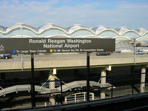 Washington DC Metro, easy way to get to DC Airport