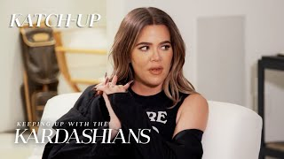 "Khloé Searches for Her Surrogate: ""KUWTK"" Katch-Up (S20, Ep8) 