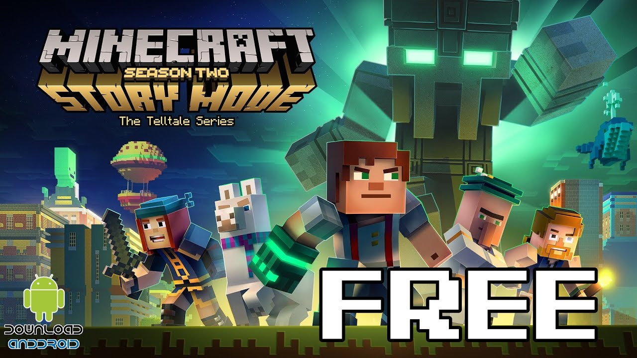 minecraft story mode season 2 free apk download