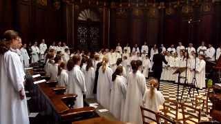 Messe Solennelle pour les canonisations de Jean-Paul II et Jean XXIII