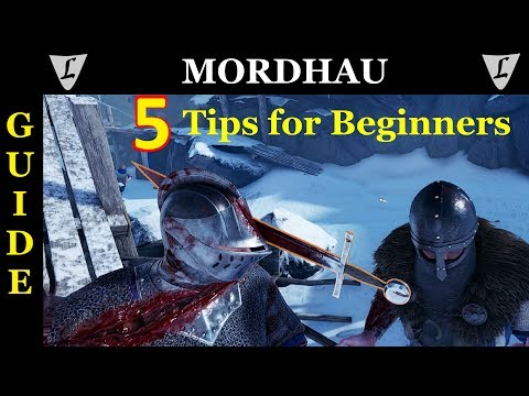 MORDHAU - Guide || 5 IMPORTANT Tips for Beginners